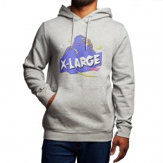 XLarge Craft OG Pullover Hoodie - Grey Heather