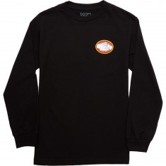 Doom Sayers Snake Bite Long Sleeve T-Shirt - Black