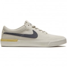 Nike SB Koston Hypervulc Shoes - Light Bone/Thunder Blue/Lemon Wash