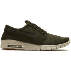 Nike Stefan Janoski Max Shoes - Sequoia/Black/Light Brown Gum