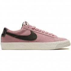 Nike SB Air Zoom Blazer Low Shoes - Elemental Pink/Black/Summit White
