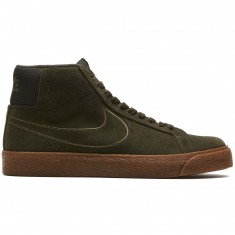 Nike SB Zoom Blazer Mid Shoes - Sequoia/Medium Olive/Black