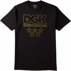 DGK Shine T-Shirt - Black