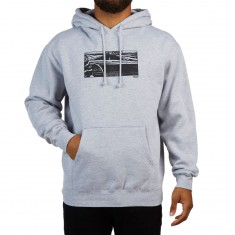 WKND Girl In The Car Hoodie - Heather Grey