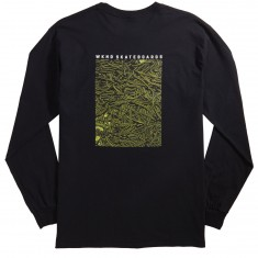 WKND Snakes Long Sleeve T-Shirt - Black