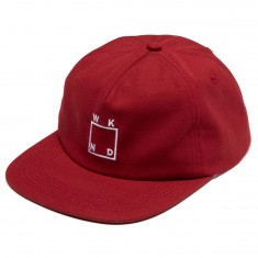 WKND SQ Logo Hat - Nautical Red