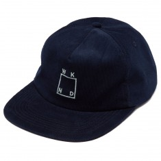 WKND SQ Logo Hat - Blue Jean