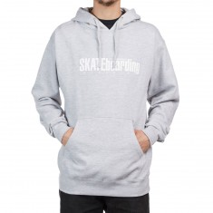Transworld Classic Magazine Hoodie - Heather Grey