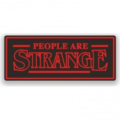 Pintrill People are Strange Pin