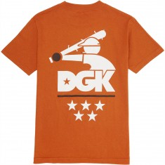 DGK Batter T-Shirt - Texas Orange
