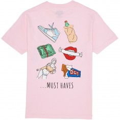 DGK Must Haves T-Shirt - Pink
