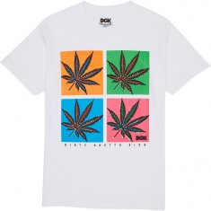 DGK Pop T-Shirt - White