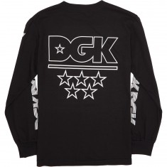 DGK Technique Long Sleeve T-Shirt - Black