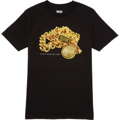 DGK Medallion T-Shirt - Black