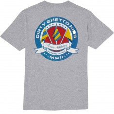 DGK Harbor T-Shirt - Ash Heather