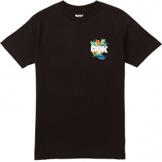 DGK All The Way Up T-Shirt - Black