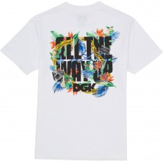 DGK All The Way Up T-Shirt - White