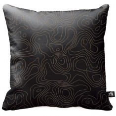 Night Shift X Grizzly National Park Throw Pillow - National Park - MD