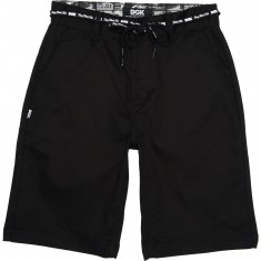 DGK Street Chino Shorts - Black