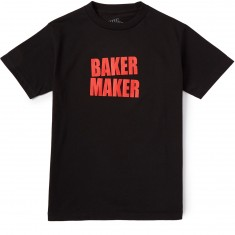 Baker Maker T-Shirt - Black