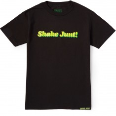 Shake Junt Pleasure T-Shirt - Black