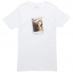 Alien Workshop Visitor Polariod T-Shirt - White