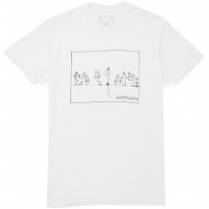 Old Friends Dagger T-Shirt - White