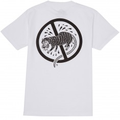 Sketchy Tank No Rats T-Shirt - White