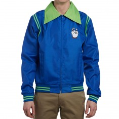 Illegal Civilization Bowling Alley Jacket - Blue