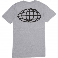 Transworld Gonz World T-Shirt - Grey