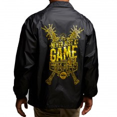 DGK Game Coaches Jacket - Black