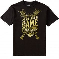 DGK Game T-Shirt - Black