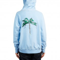 Raised By Wolves Palm Hoodie - French Terry