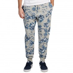 Raised By Wolves Frost Sweatpant - Frost Heather Grey/French Terry
