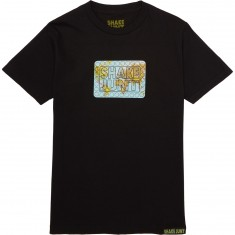 Shake Junt Worldwide T-Shirt - Black
