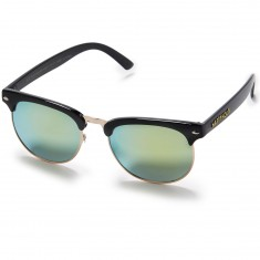 Happy Hour G2 Bryan Herman Sunglasses - Black/Gold Mirror