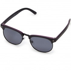 Happy Hour G2 Bryan Herman Polarized Sunglasses - Gloss Black