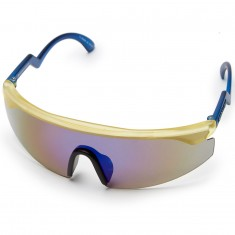 Happy Hour Accelerators Jeremy Leabres Sunglasses - Gold/Blue Frost
