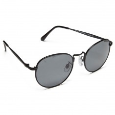Happy Hour Holidaze Riley Hawk Sunglasses - Black