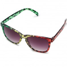 Happy Hour High Times Sunglasses - Rasta