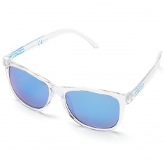 Happy Hour Beaches Sunglasses - Tortiose/Blue Mirror