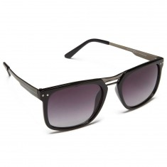 Happy Hour Kingstons Sunglasses - Black/Gun