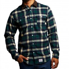 Benny Gold Venture Flannel Shirt - Green