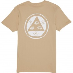 Welcome Talisman T-Shirt - Sand/White