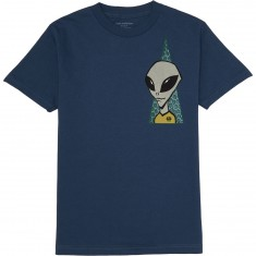 Alien Workshop Visitor T-Shirt - Harbor Blue