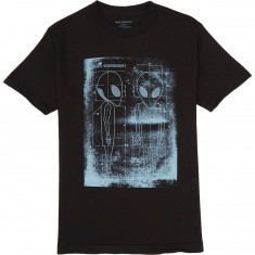 Alien Workshop Blueprint T-Shirt - Black