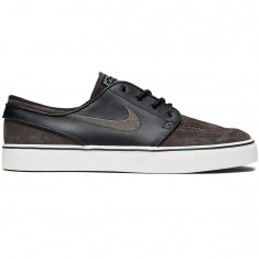 Nike Zoom Stefan Janoski Shoes - Midnight Fog/Black