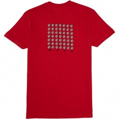 WKND Fire Power T-Shirt - Red
