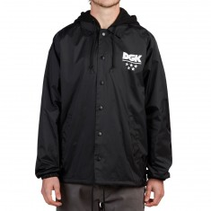 DGK Lombardi Jacket - Black