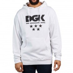 DGK All Star Hoodie - White